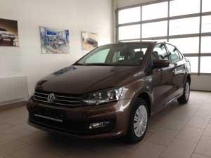 Прокат автомобиля VW Polo в Минске