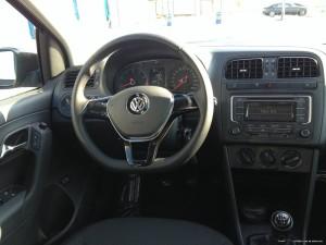 VW Polo салон