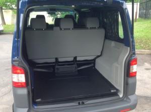 Volkswagen T5 Long багажник