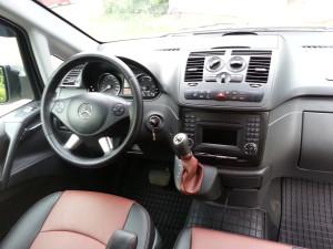 Mercedes-Benz Vito салон
