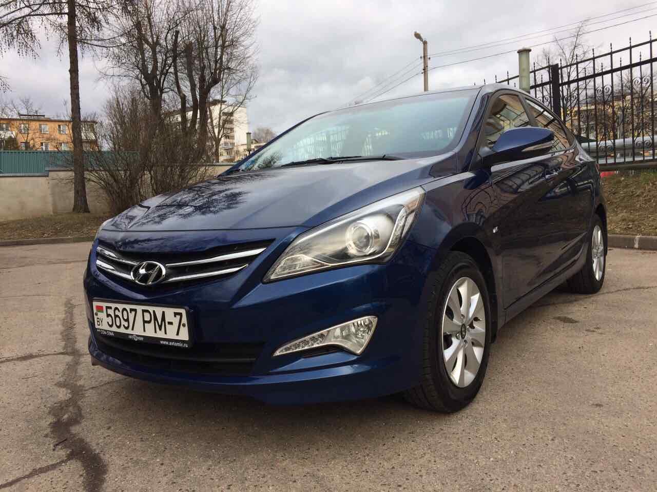 Аренда автомобиля в Минске